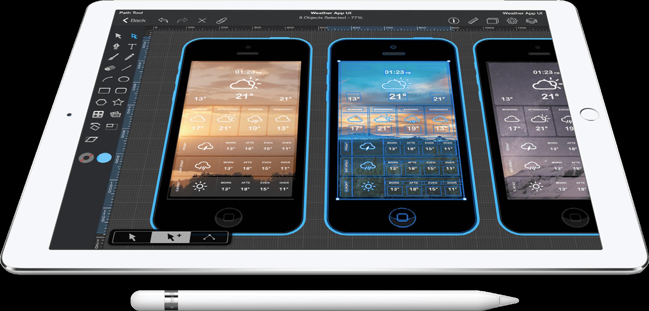 Graphic Ipad Pro Illustration And Graphic Design