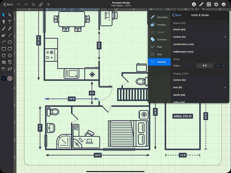 Graphic - iPad Illustration and Graphic Design