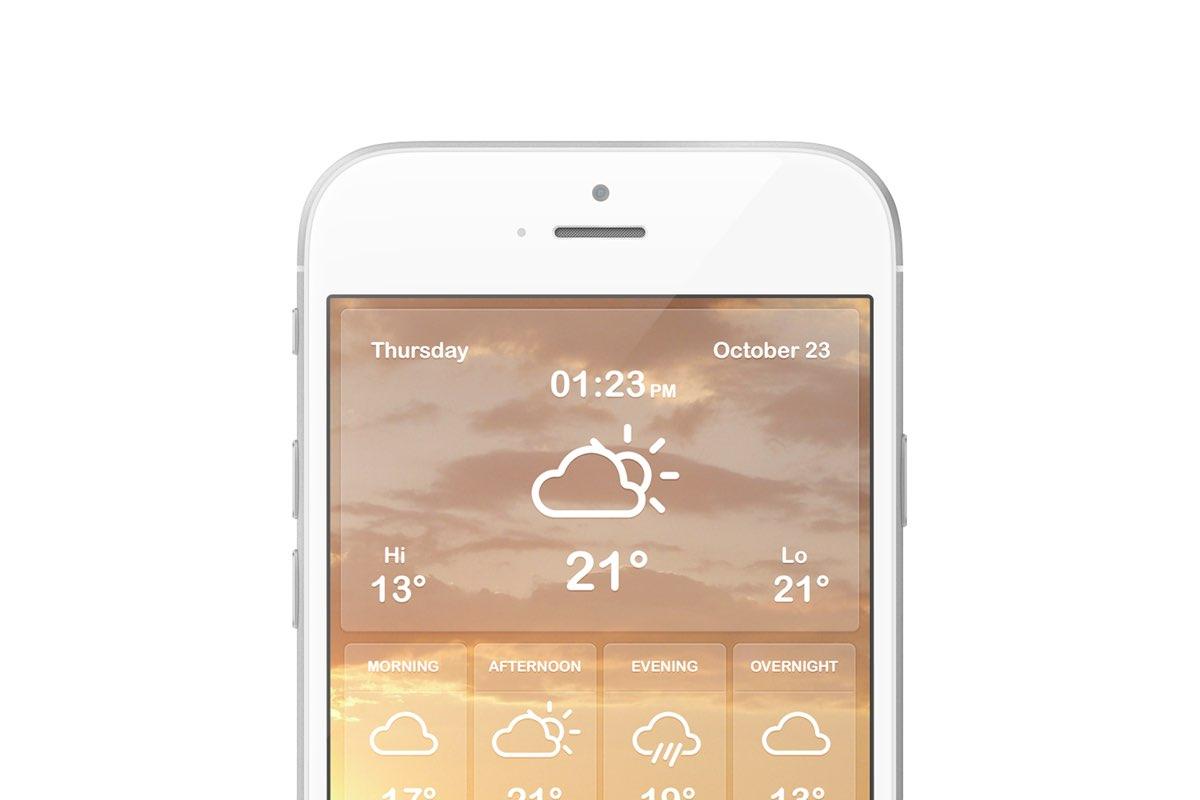 386a36da81 Create a Weather App Interface
