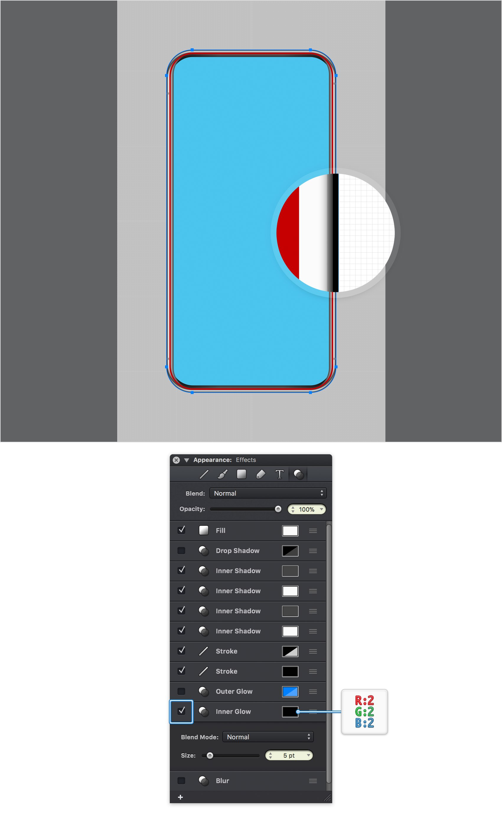 how to create emo on iphone x