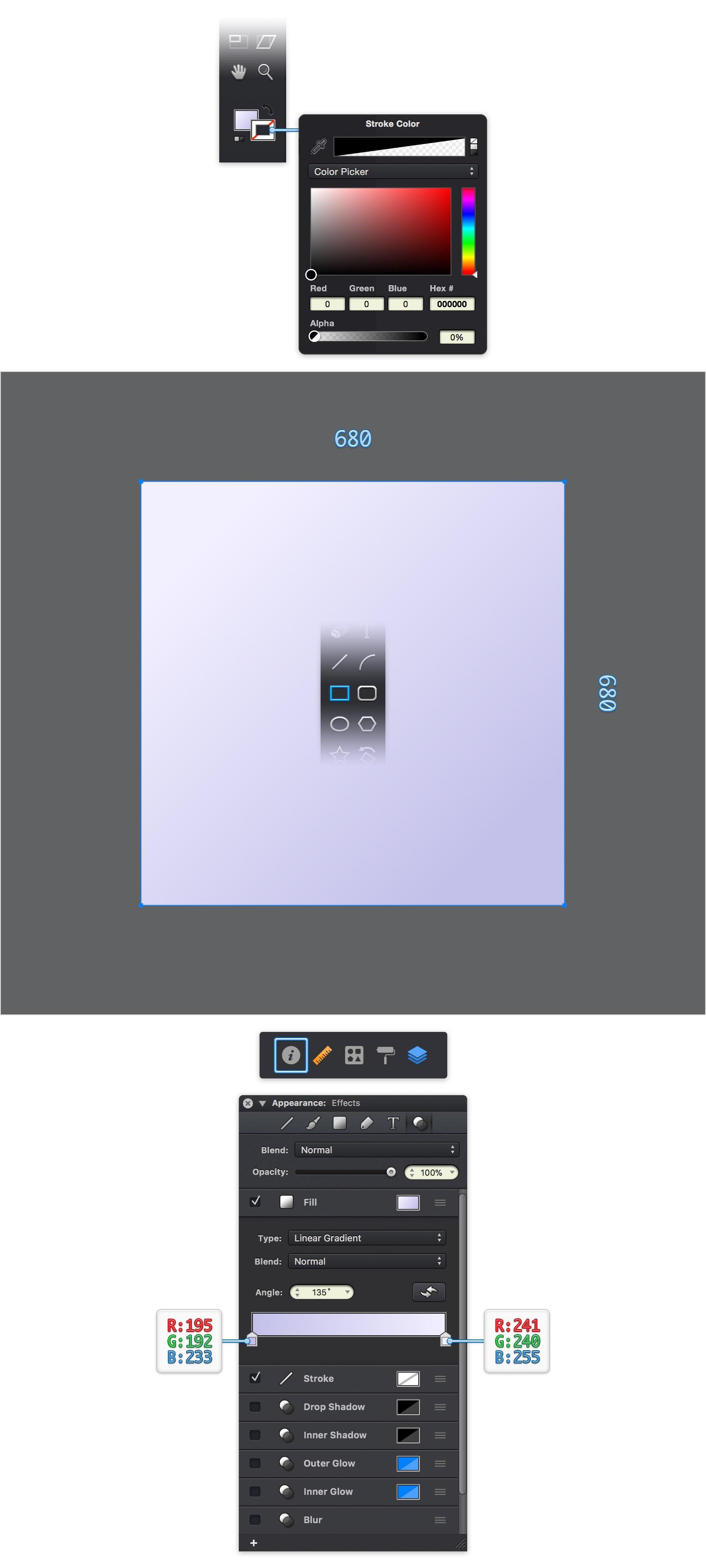 Graphic - Create a Clock App Icon