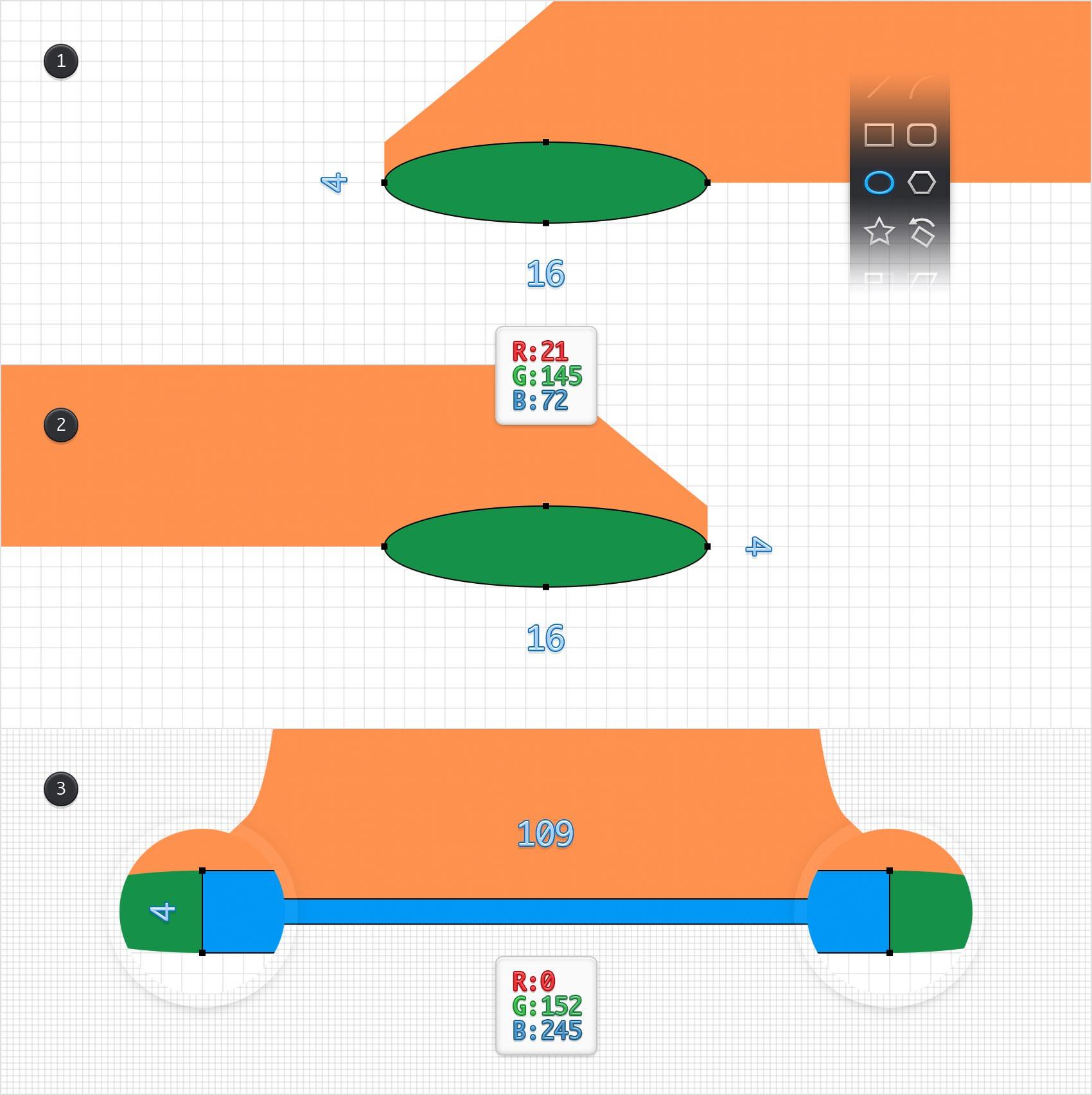 Graphic - Create an iMac Illustration